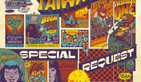 Taiwan MC's second album: 'Special Request'