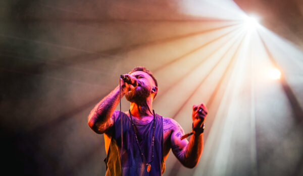 Reggae.Si interview: Dub FX & Mr. Woodnote