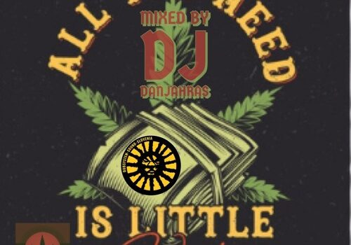 Dj Danjahras predstavlja: ALL YOU NEED IS LITTLE WEED Mixtape