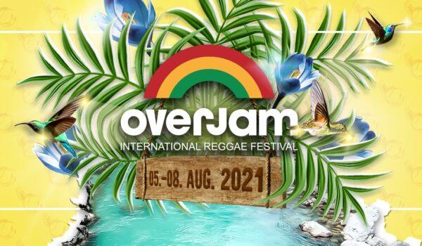 OverJam Festival 2021 – program